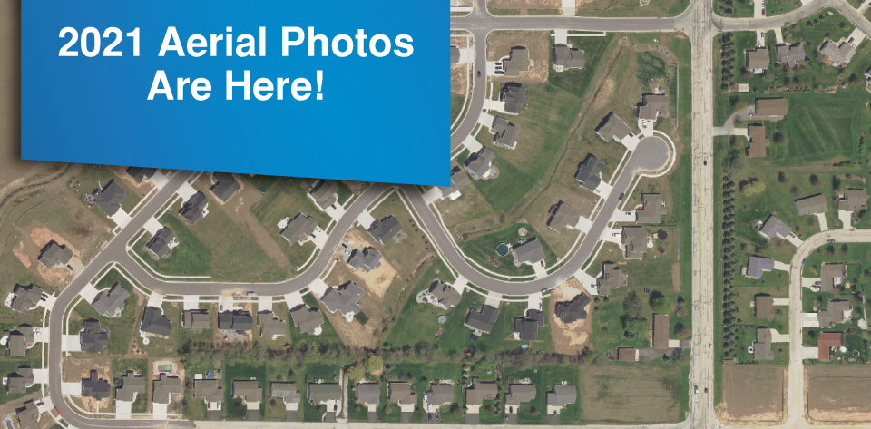 Calumet County 2014 Aerials Are Here